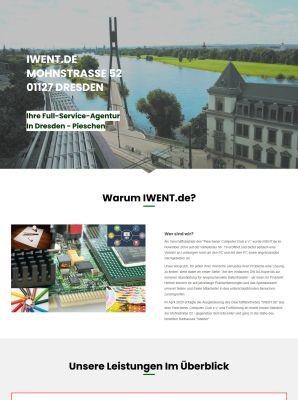 Web-Visitenkarte